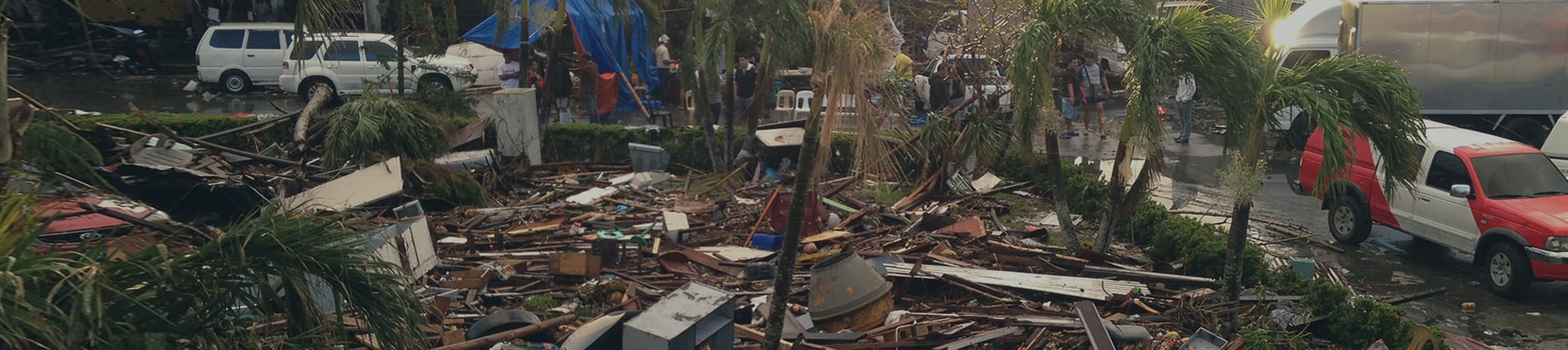 Discover how PMI's disaster and emergency relief support helps communities around the world rebuild after a crisis