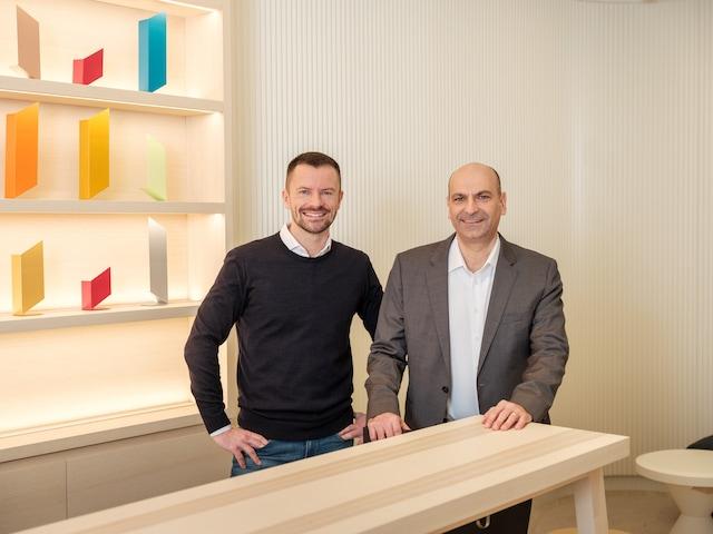 Ralph Aigner und Alexander Schönegger 2