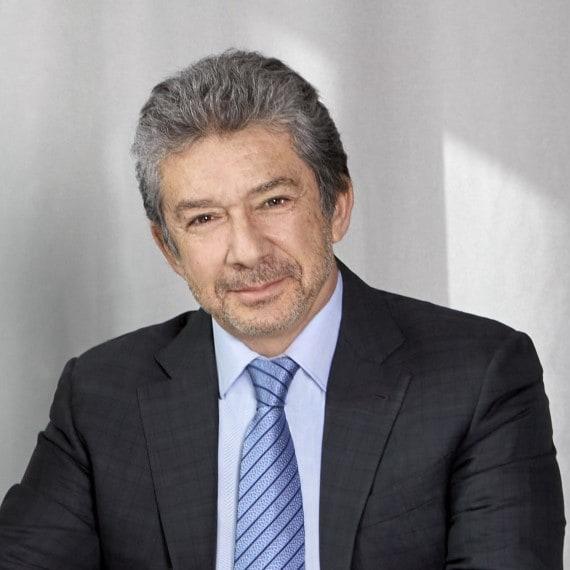 Andre Calantzopoulos Chairman Board PMI