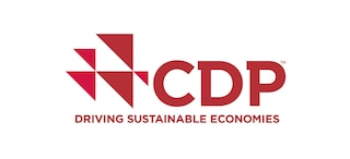 CDP Driving Sustainable Economics logo