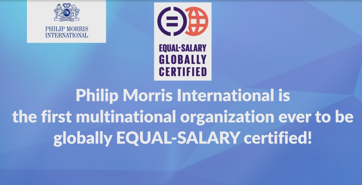 Global Equal Salary Certification video thumbnail