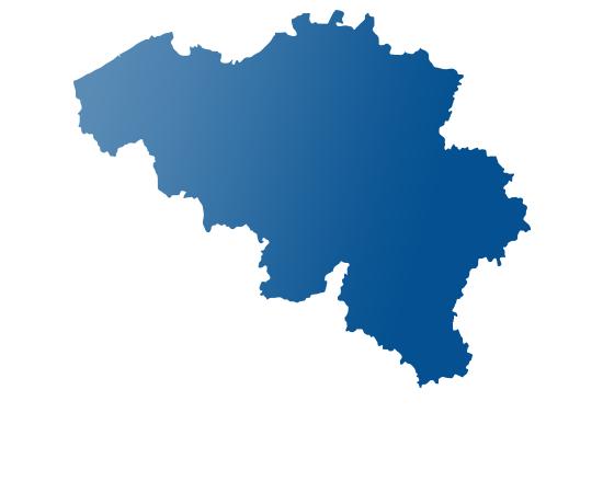 belgium - shape