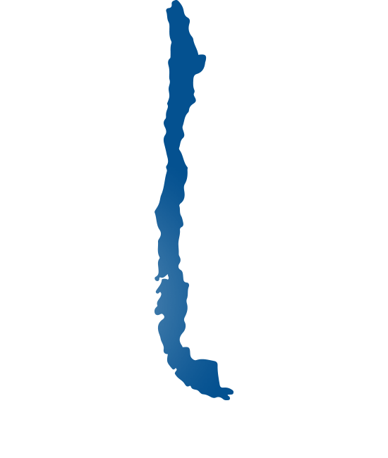 Chile - shape