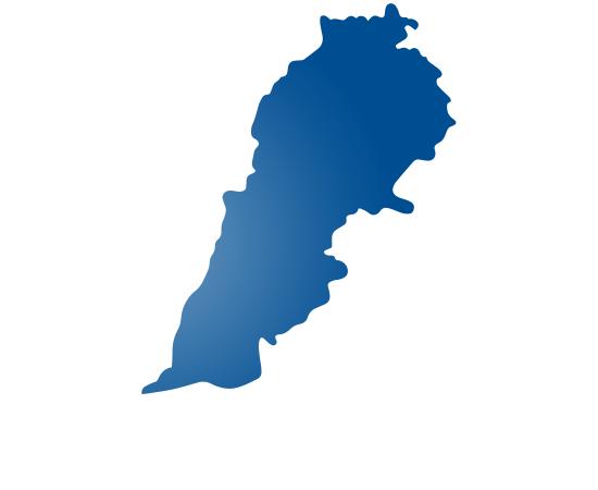 lebanon - shape