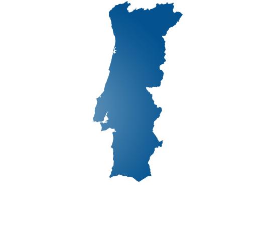 portugal - shape
