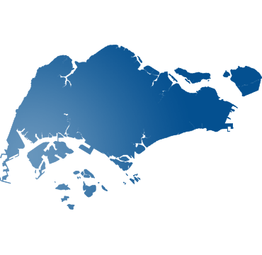 singapore - shape