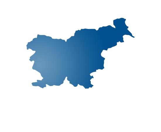 slovenia - shape