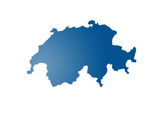 switzerland - shape