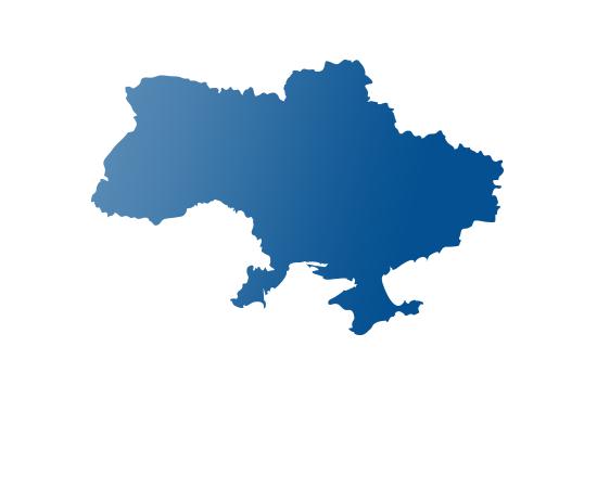 ukraine - shape