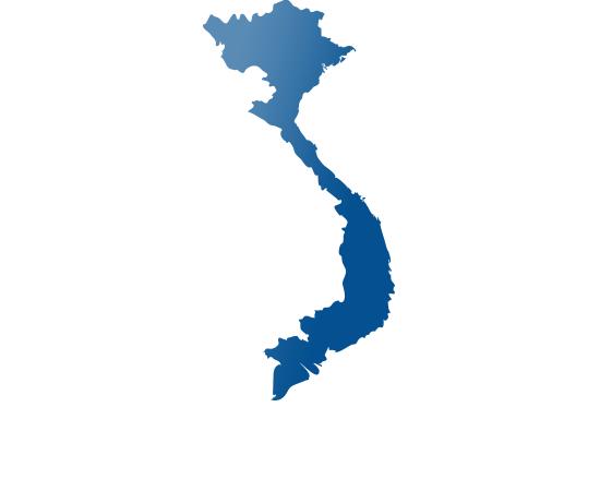 vietnam- shape