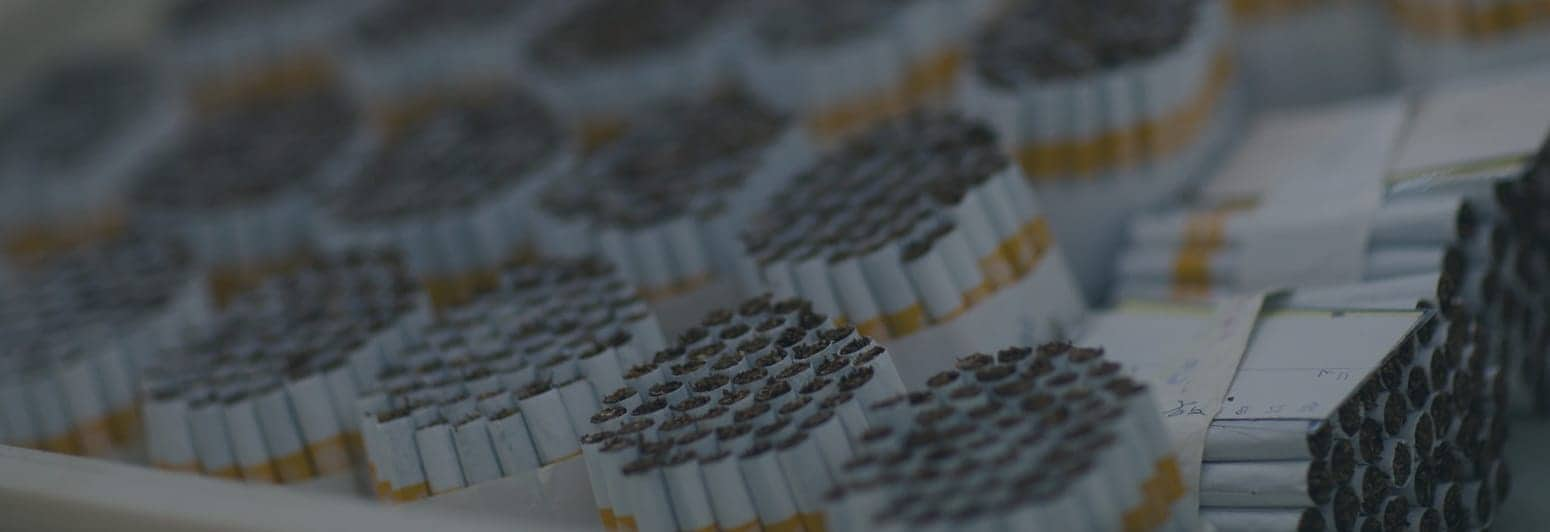 Discover what PMI does to fight the illicit cigarette trade