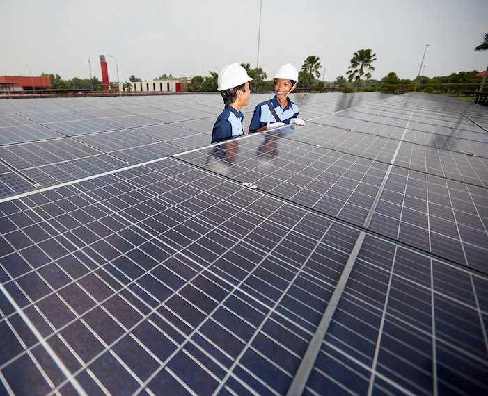 Solar plan Indonesia