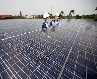Solar plan Indonesia