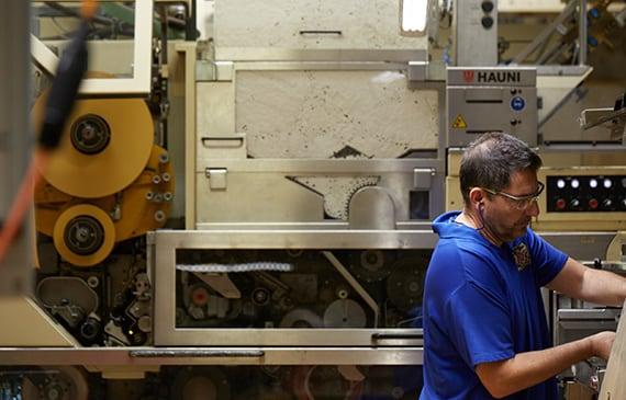 manufacturing thumb