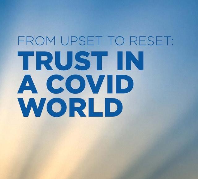 trust in a covid world white paper PMI cover