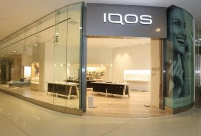 IQOS store DR