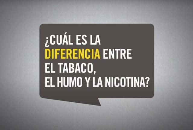 Cuál es la diferencia entre el tabaco, el humo y la nicotina thumbnail