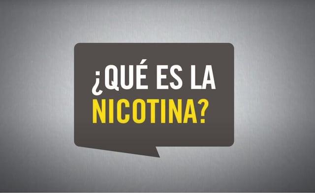 Qué es la nicotina thumbnail