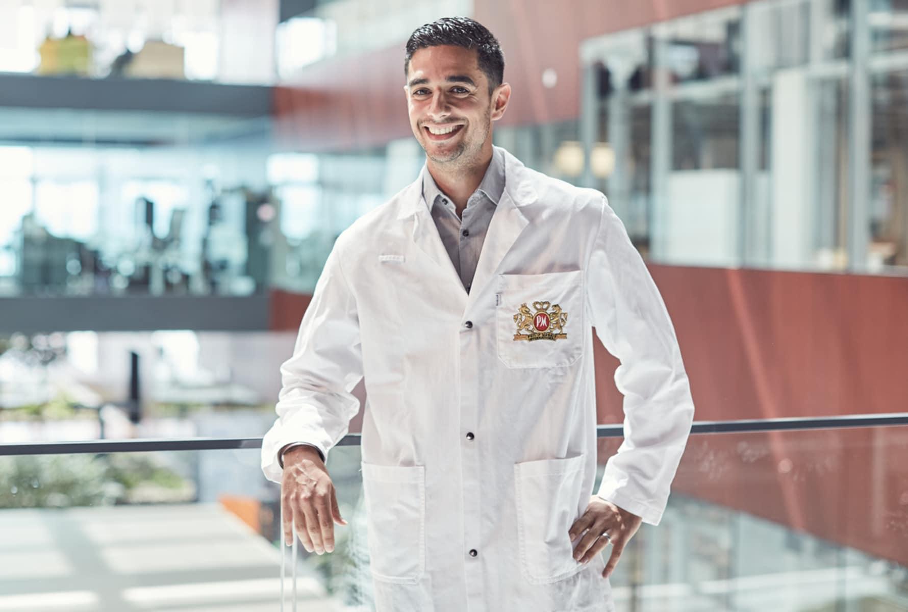 PMI scientist Cube highlight crop