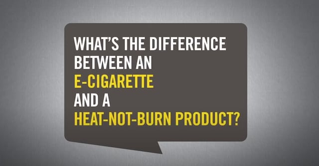 difference ecig hnb_UYM