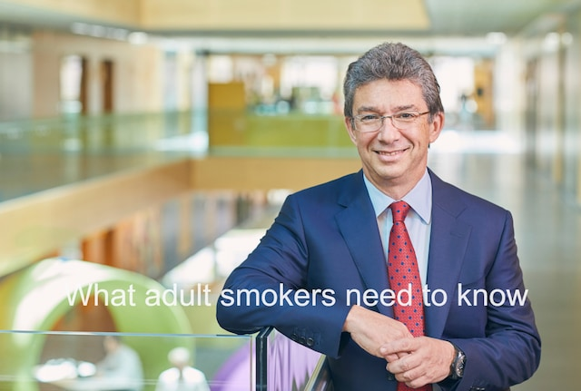 What adult smokers need to know