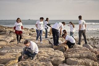 Beach clean up Portugal case study
