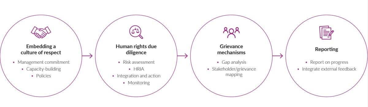 PMI Human Rights Roadmap