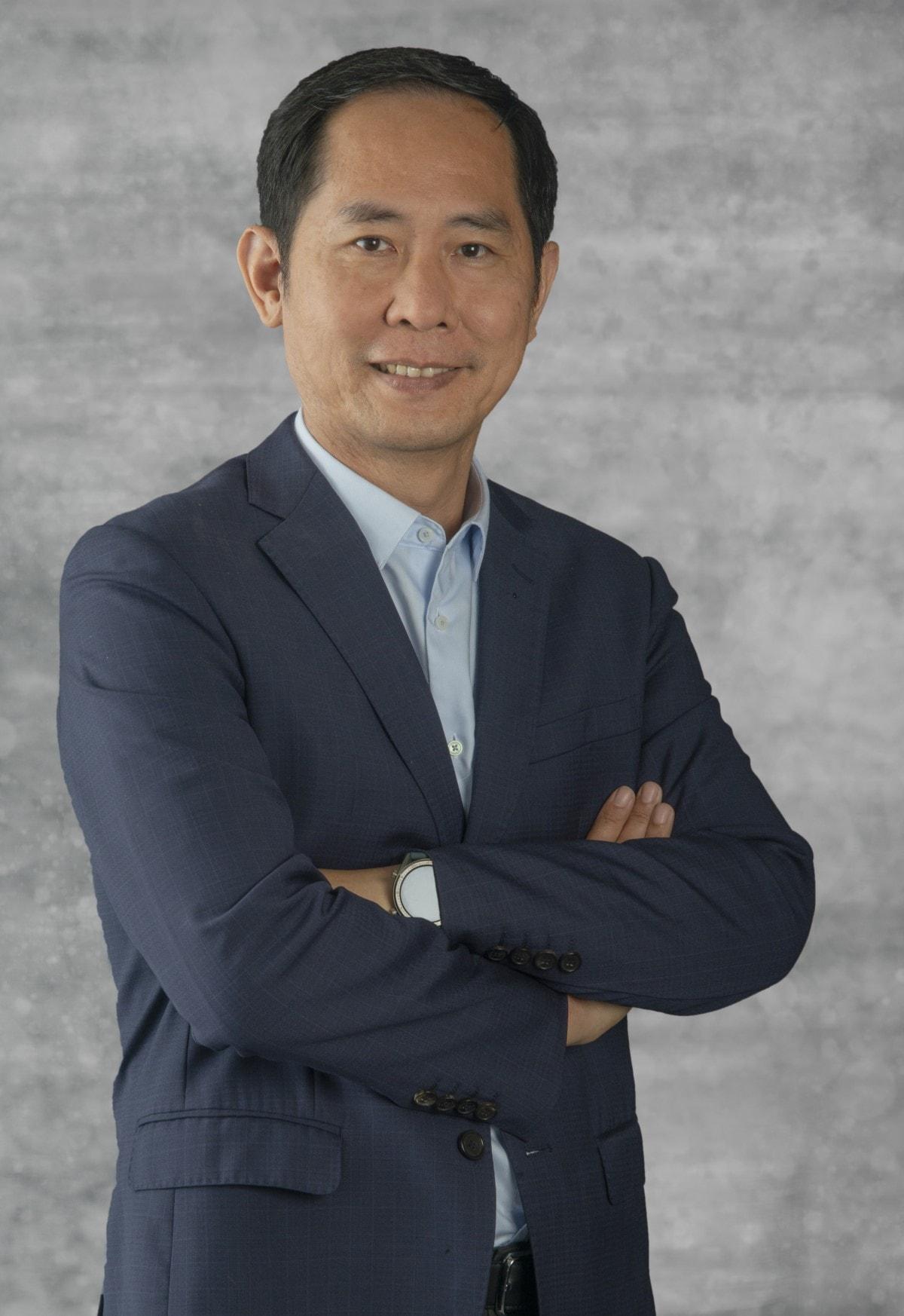 Bin Li PMI Chief Product Officer