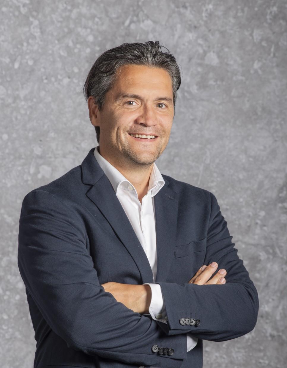Gregoire Verdeaux PMI SVP External Affairs