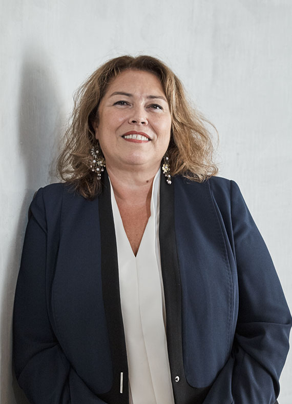 Jeanne Pollès, PRESIDENT LATIN AMERICA & CANADA REGION