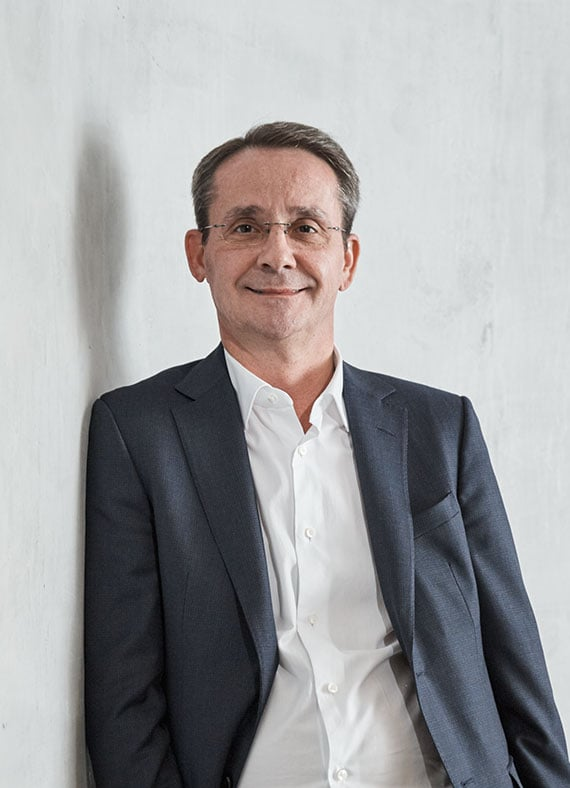 Patrick Brunel, SENIOR VICE PRESIDENT AND CHIEF INFORMATION OFFICER