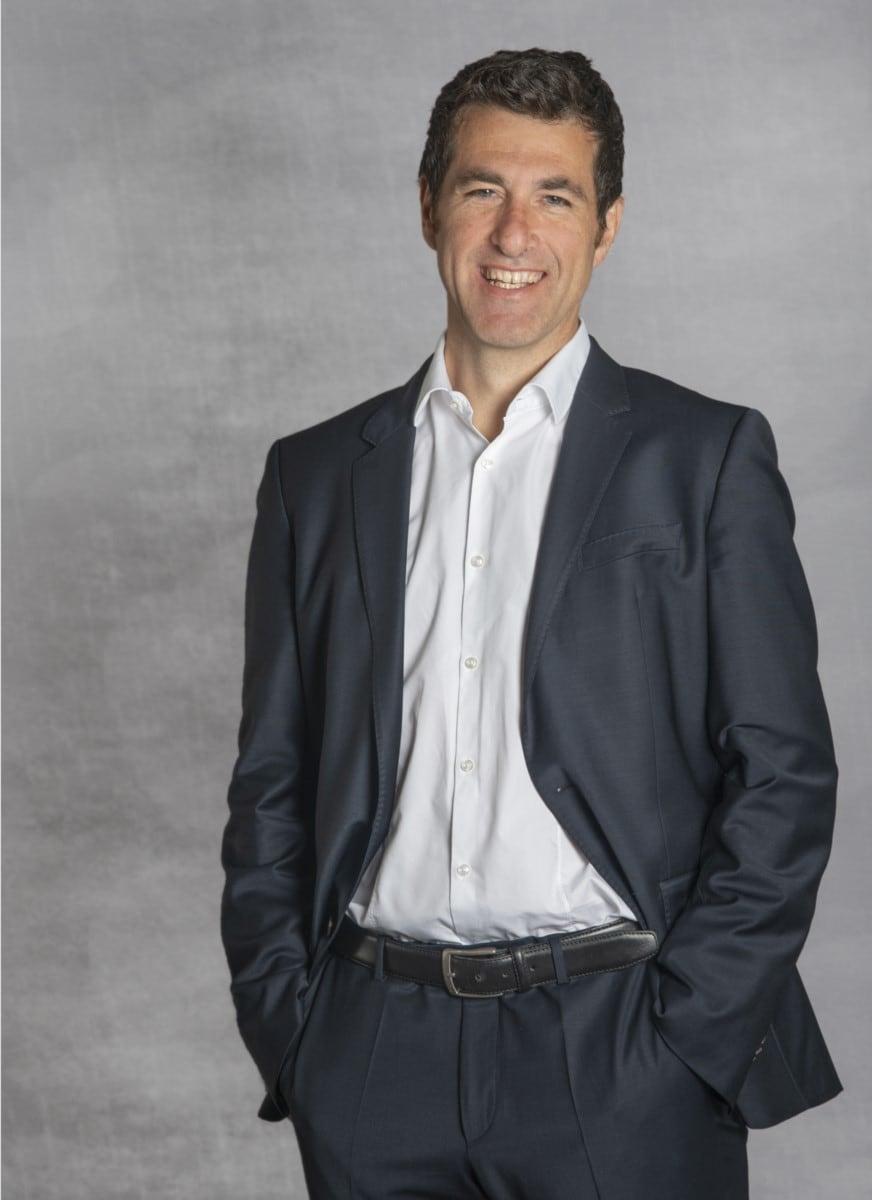 Stefano Volpetti PMI Chief Consumer Officer