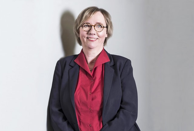 Silke Muenster PMI's Chief Diversity Officer