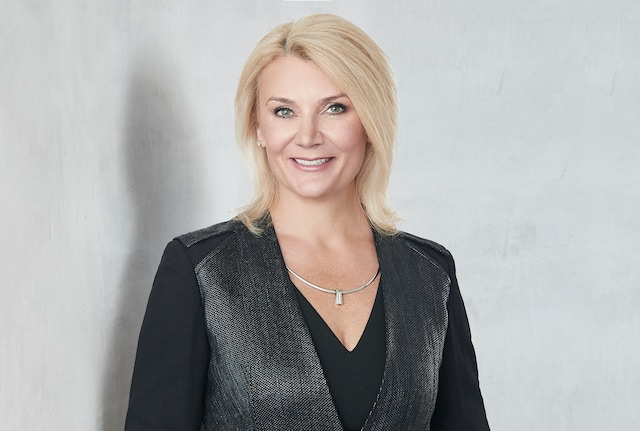 Stacey Kennedy, PMI's President of South and Southeast Asia Region