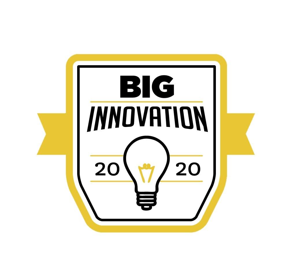 BIG Innovation Award logo