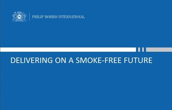 PMI making significant steps to deliver on its promise of a smoke-free future