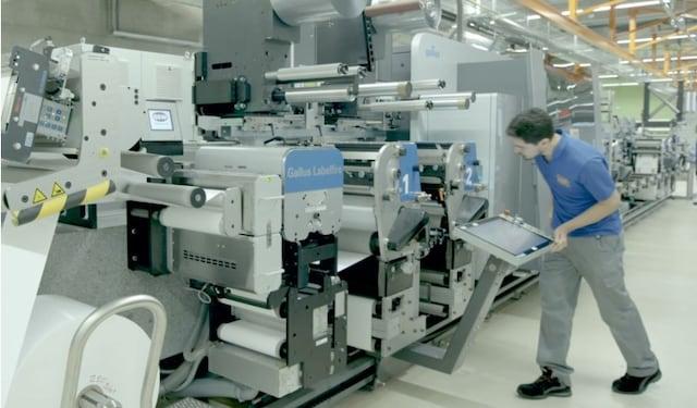 Digital Printing Press PMI supply chain award thumbnail