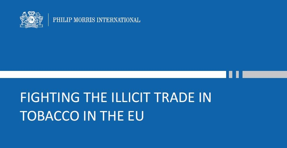 fighting illicit trade