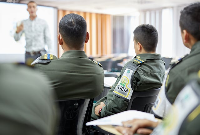 Training illicit trade colombia article highlight