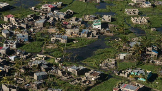 PMI supports relief efforts in Mozambique following cyclone Idai