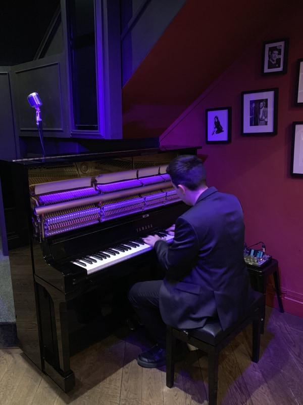 Nathan Piano Bar
