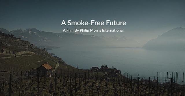 a smoke-free future