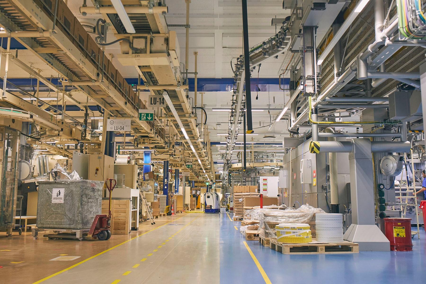 Neuchatel Factory
