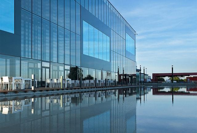 PMI building in Neuchatel