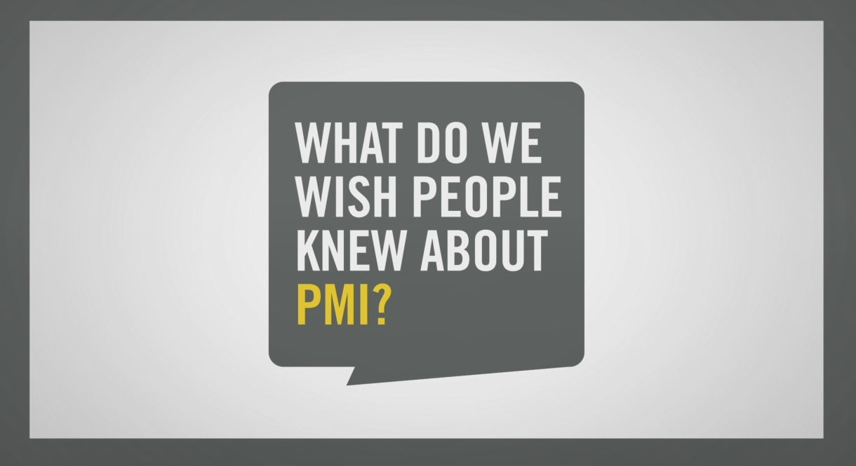 UYM what we wish people knew about PMI video thumbnail