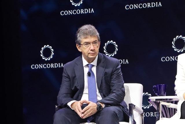 Andre Calantzopoulos Concordia 2019