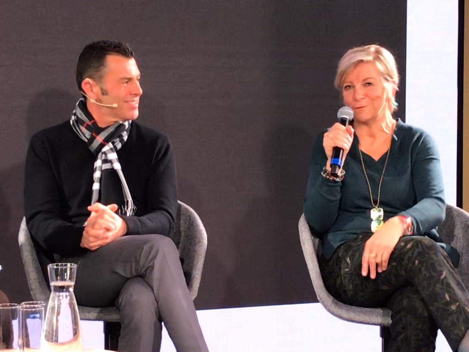 Equal Salary panel Davos