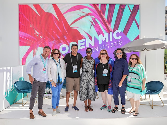 Cannes Day 3 Open Mic article crop