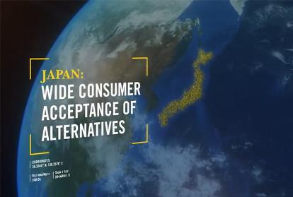 Smoke-free revolution Japan