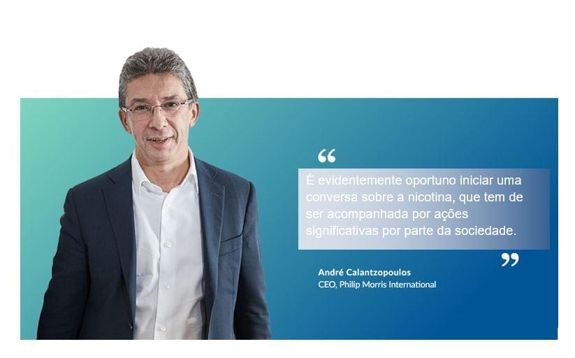 Andre Calantzopoulos - Fumo e Juventude